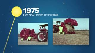 New Holland: 120 Year History of Innovation