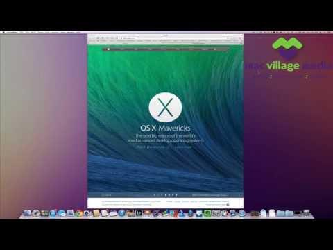 Installing OS X Mavericks in Parallels Desktop with Contest