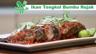 Ikan Tongkol Bumbu Rujak | Resep #340