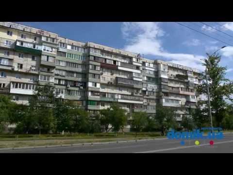 Обзор Оболони - Оболонь - район Киева видео
