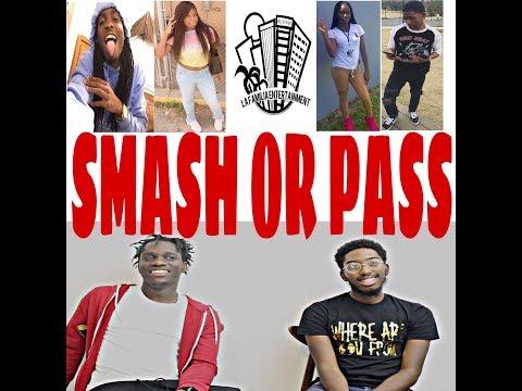 SMASH OR PASS CHALLENGE