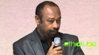 Ethiopia: Tilahun Gugssa's Emotional Speech at Seble Tefera Memorial Service in VA - September 2015