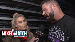 Natalya has a present for Bobby Roode after WWE Mixed Match Challenge