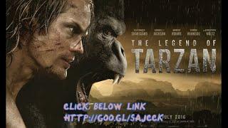 The Legend of Tarzan 2016 Hindi Dubbed  Full Movie Pranks Tube