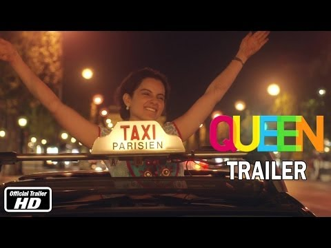 Queen | Official Trailer | Kangana Ranaut | Full HD | 7th Mar...