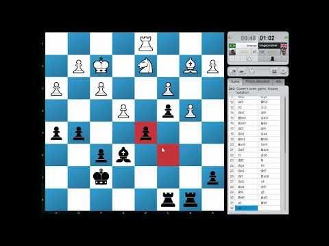 Chesscube #249: Blitz Chess: Daily Warzone Final - 26th October 2012 (Chessworld.net)