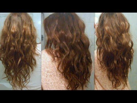 Risposte da una maschera gelatinosa per capelli
