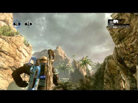 Gears of War 3 | Huevo de Pascua en Banco de Arena RESUELTO