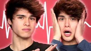 TWIN vs TWIN LIE DETECTOR TEST | Detected w/ The Stokes Twins