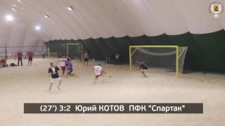 ПФК Спартак - Петроградец