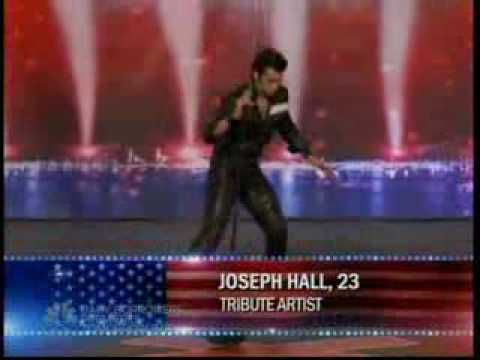 American Got Talent S3 Elvis Presley Music Videos