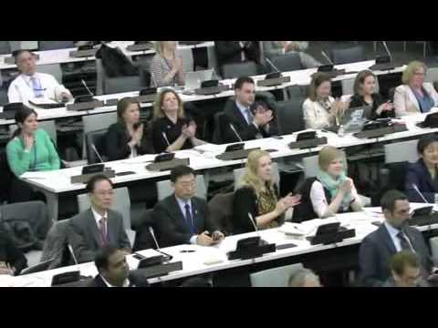 """Niños se unen a la ONU para pedir un mundo más """"inclusivo"""" para autistas"""