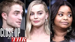 Full LIVE Roundtable: Margot Robbie, Robert Pattinson, Bryan Cranston | Close Up With THR