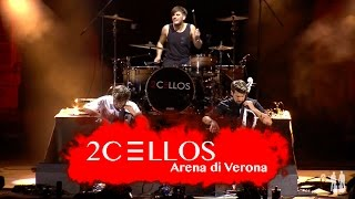 2cellos They Dont Care About Us Live At Arena Di Verona