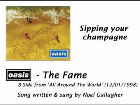 Oasis - The Fame [HQ Audio + Lyrics]