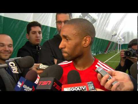 Jermain Defoe - March 10, 2014