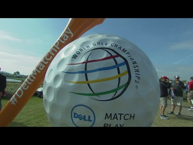Highlights | The final four players advance at the Dell Match Play