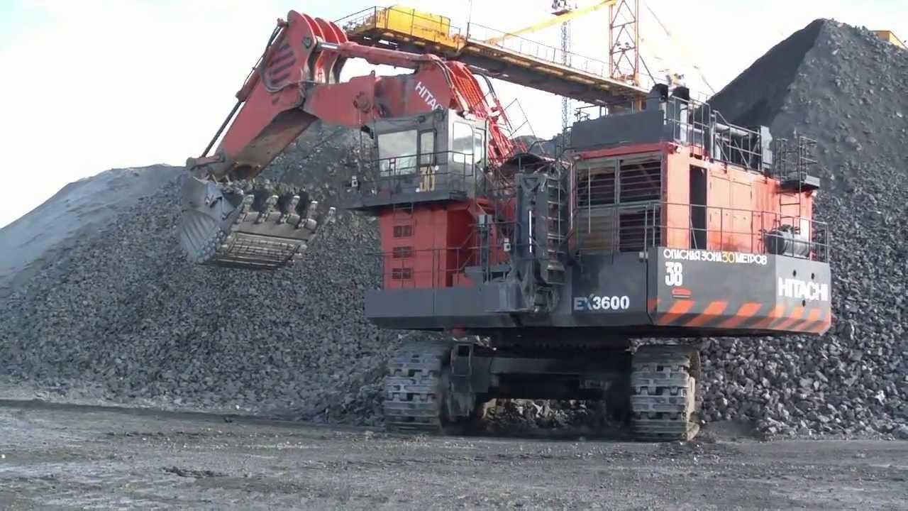 giant excavator - photo #5
