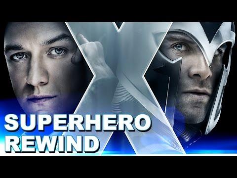 Superhero Rewind: X-Men First Class Review