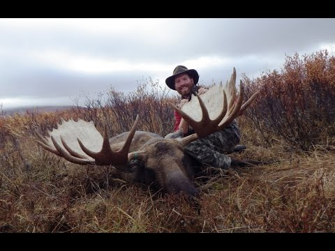 DIY 2013 Moose Hunt in the Southern Brooks Range of Alaska