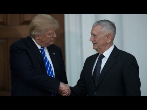 James Mattis faces hurdle for defense secretary