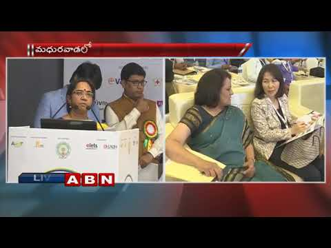 CM Chandrababu Inaugurates AP Health festival in Visakha