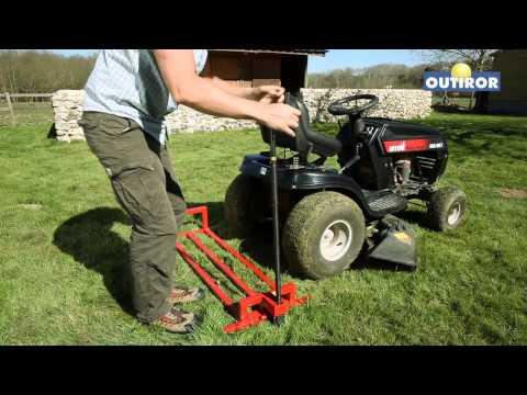 accessoires pour tracteur tondeuse page 1 10 all. Black Bedroom Furniture Sets. Home Design Ideas