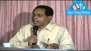 Spirit - Malayalam Bible Study : Holy Spirit-3 by Pr. Babu Cherian