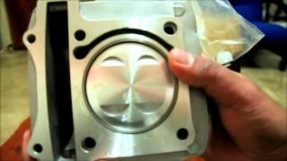 68mm Cylinder block kit for Suzuki Raider, Belang, Satria 150