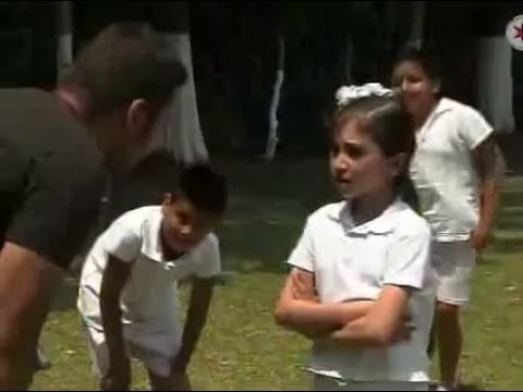 La Rosa de Guadalupe    La Edad De La Inocencia (parte 1/4)