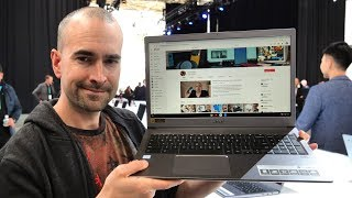Acer Chromebook 715 | Hands-on tour
