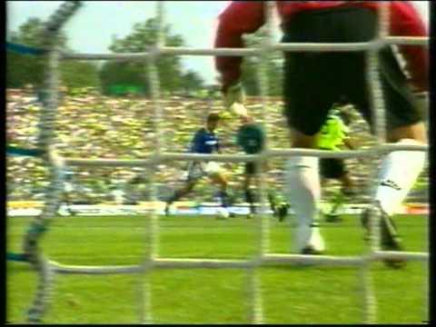 3. Spieltag - 1997/1998 - FC Schalke 04 - Borussia Dortmund 1:0