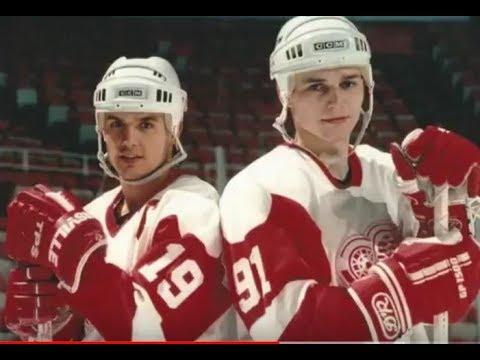 ВСЕ СЕКРЕТЫ  спортивной карьеры Павла Буре и Сергея Фёдорова в НХЛ (NHL)