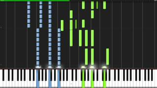 Strength of a Thousand Men - Two Steps From Hell [Piano Tutorial] (Synthesia) // Mark Fowler