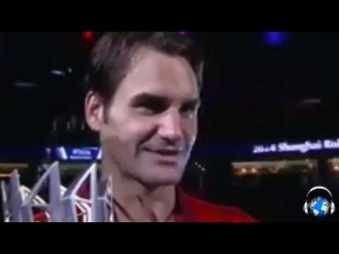 Roger Federer: It was a tough match...