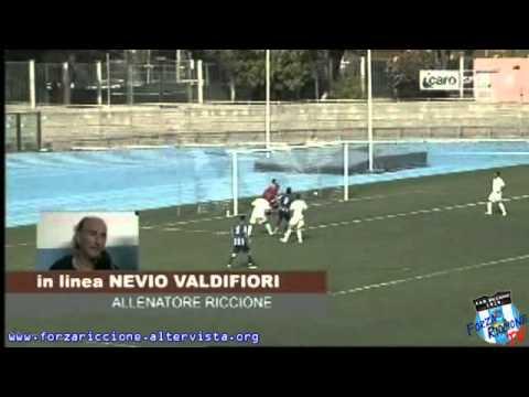 Anteprima Sport (Icaro Sport) – Nevio Valdifiori intervistato prima di Renato Curi-Riccione