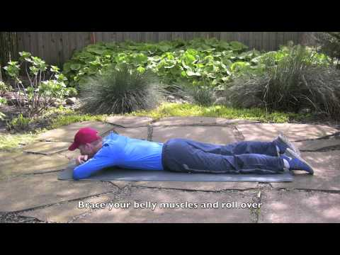 McKenzie Sciatica Pain Relief Exercise