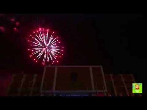 Новый год 2017 в орехово зуево салют