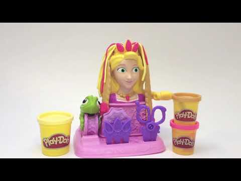 Play-Doh Disney Princess Rapunzel Playdough Kit