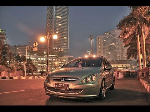 Peugeot 307 Night Drive