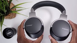 AUSDOM ANC8 Headphones Review