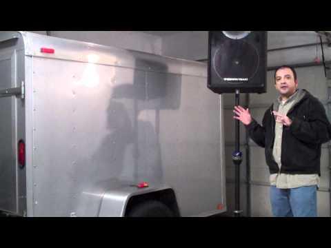 DJ tips n tricks  speaker setup