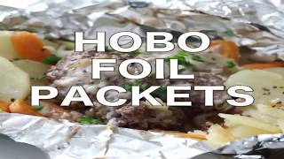 Cooking Recipes 11 : Hobo Foil Packets
