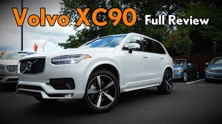 2018 Volvo XC90 T6: Full Review | R-Design, Inscription & Momentum