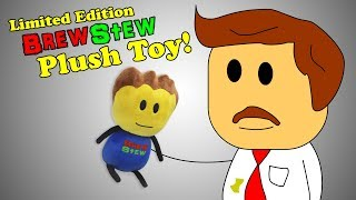 Official Brewstew Plush Toy