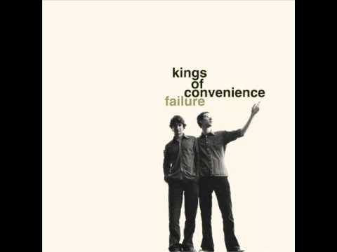 Kings Of Convenience - Free Falling