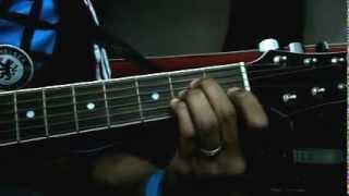 tutorial gitar: Tuhan Jagakan Dia-Motif band