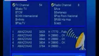 Azsatforum.info Azamérica Realizar Busca Cega S806 S810 S810B 03:51
