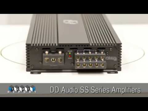 DD Audio SS Series Amplifiers