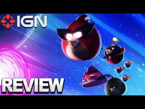 Angry Birds Space - Video Review